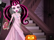 Draculaura Halloween Wedding