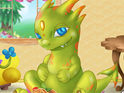 Play Dragon Home Cleaning