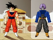 Play Dragonball Dress Up