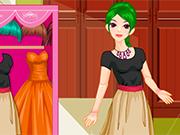 ドレス私の人形
