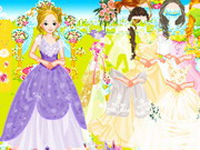 Play Dress Up Bride
