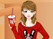 Play Dress Up Movie Girl