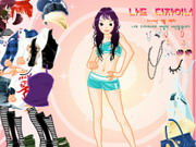 Play Dress Up Sporty Girl