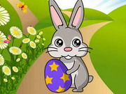 Play Easter Bunny Collect Carrots
