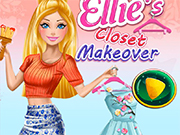Play Ellie's Closet Makeover