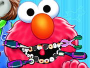 Play Elmo Visits The Dentist