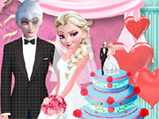 Play Elsa And Jack Wedding