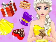 Play Elsa And Valentine's Day