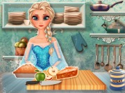 Play Elsa Apple Pie
