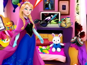 Play Elsa Bedroom Hidden Objects