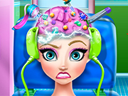 Play Elsa Brain Doctor