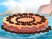 Play Elsa Brownie Cake