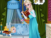 Play Elsa Care Baby