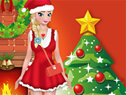 Play Elsa Christmas Day