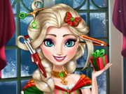 Play Elsa Christmas Real Haircuts