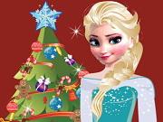 Play Elsa Christmas Shopping