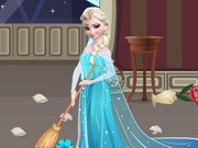 Play Elsa Clean Room