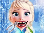 Play Elsa Dentist