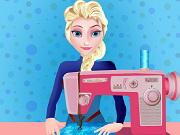 Play Elsa Designer