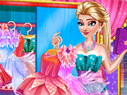 Play Elsa Fairy Party Dress-Up