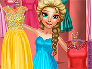 Play Elsa Fashion Day