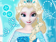 Play Elsa Fashion Designer