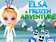 Play Elsa Frozen Adventure Snowgies