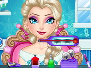 Elsa Frozen Brain Surgery