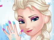 Play Elsa Great Manicure