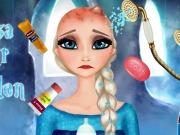 Play Elsa Hair Care