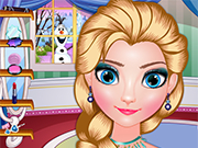 Play Elsa Makeover Time