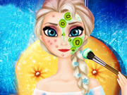 Play Elsa Makeover
