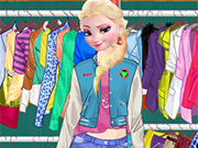 Play Elsa Modern Fashion