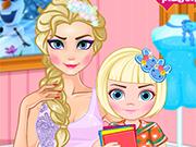 Elsa Modern Mommy