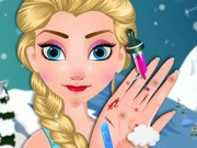Play Elsa Nails Heal Spa