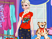 Play Elsa Pajama Party