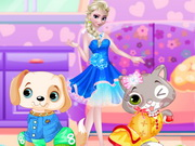 Play Elsa Pet Show Contest