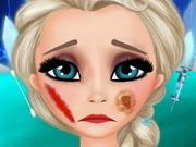 Play Elsa Real Surgery
