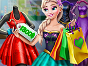 Play Elsa Realife Shopping