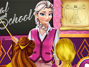 Play Elsa Royal School