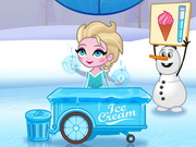 Play Elsa's Creamery