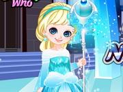 Play Elsa's New Staff