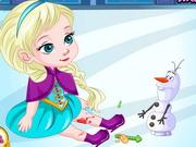 Play Elsa Skating Injuries