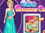 Play Elsa Stomach Surgery