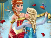 Play Elsa Tailor for Anna