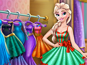 Play Elsa Wardrobe Cleaning