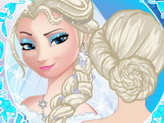 Play Elsa Wedding Braids