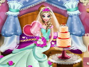 Play Elsa Wedding Honey Room