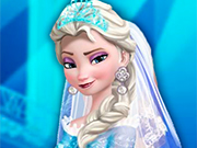 Play Elsa Wedding Time
