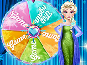 Play Elsa Wheel of Fortune